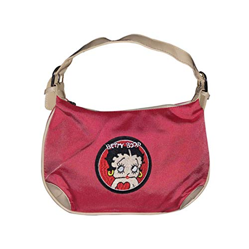 Vintage American Girl90 Retro Y2k Cartoon süße Handtasche Achsel Tasche Kawaii Sweet Mini   Bag Achselbeutel