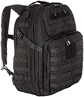 5.11 Tactical RUSH24 Military Backpack, Molle Bag Rucksack Pack, 37 Liter Medium, Style 58601
