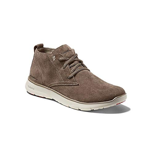 Eddie Bauer Women's Atlas Cloudline Chukka, Fossil Regular 9M