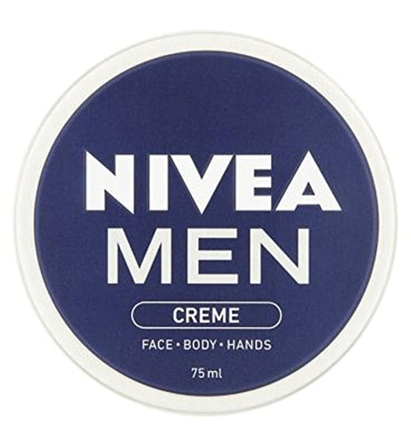 借りる虎枯渇NIVEA MEN Creme 75ml - ニベアの男性は75ミリリットルをクリーム (Nivea) [並行輸入品]