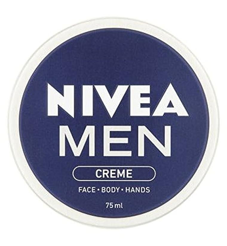 アソシエイト逆説リーチNIVEA MEN Creme 75ml - ニベアの男性は75ミリリットルをクリーム (Nivea) [並行輸入品]