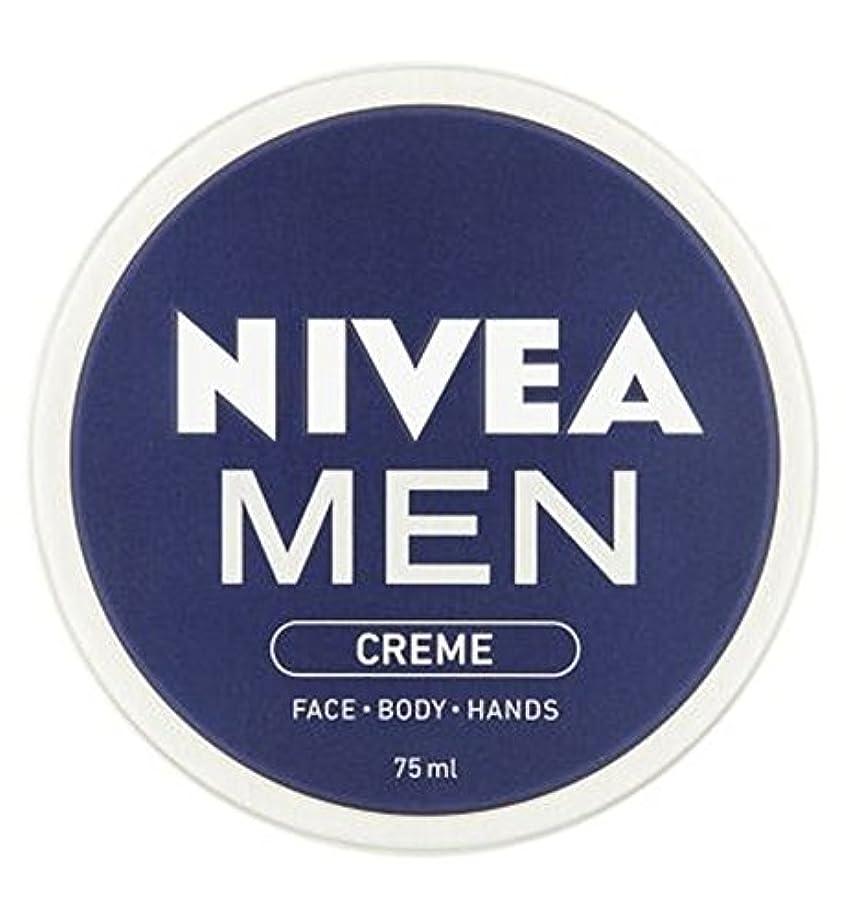 トリム寝具神秘的なNIVEA MEN Creme 75ml - ニベアの男性は75ミリリットルをクリーム (Nivea) [並行輸入品]