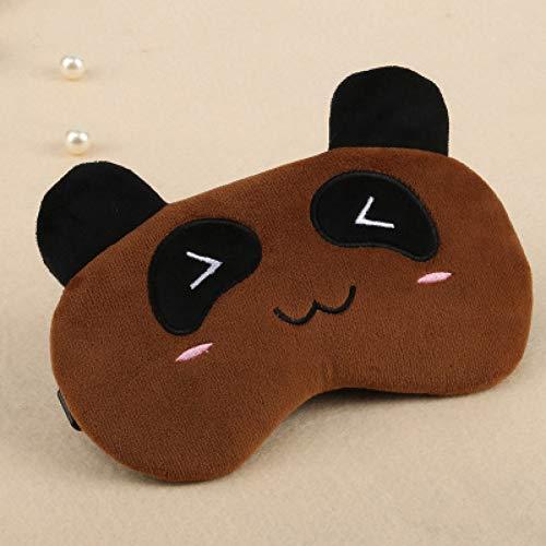 XGPGMHT Masque Yeux Taille: 20 * 9.5Cm Type: Masque Pour Le Sommeil Et Le Ronflement Sac À Glace: Aucun Sac À Glace Matière: Coton Et Lin