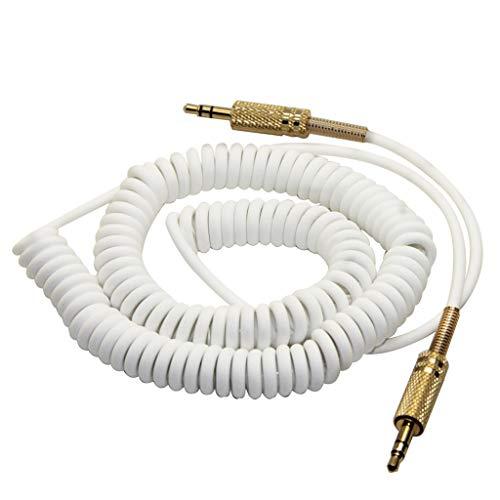 Rong - Cable de audio auxiliar para altavoces inalámbricos con Bluetooth MAR-Shall Woburn (3,5 mm)