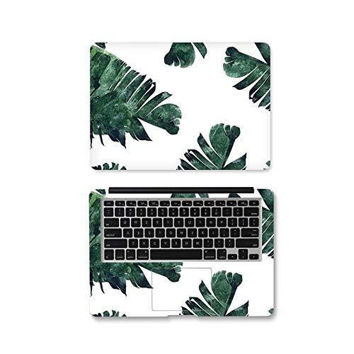 Carcasa para Xiaomi Air 13.3 / ASUS / Macbook Pro/Acer/HP/Lenovo adhesivo flor cubierta autoadhesiva piel para ordenador portátil de 12