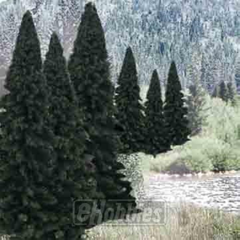 calidad garantizada Ready Made Trees Value Pack- 2    - 4  Eververde (18) by Woodland Scenics  Tienda 2018