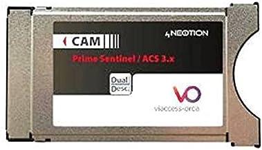 Neotion cw64Viaccess–Módulo CI Secure Cam para HOTBIRD y Astra canales (también para Dorcel y Dorcel XXX en Astra)