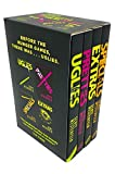 Scott Westerfeld The Uglies Quartet 4 Books Collection Box Set (Uglies, Pretties, Specials, Extras)