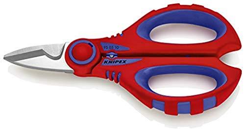 KNIPEX Tijeras para electricistas (160 mm) 95 05 10 SB