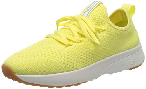 Marc O'Polo Damen 00215263502600 Sneaker, Gelb (Yellow 260), 40 EU
