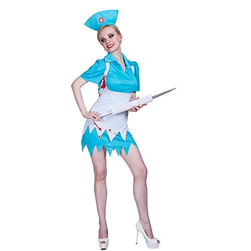 meimie00 Halloween-cape, poncho, met capuchon, lang, kostuum, heks, duivel, mantel voor heren en dames, uniseks, make-up cape prinses en prinses voor volwassenen