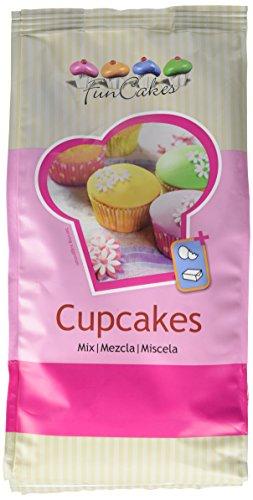 FunCakes Backmischung für Cupcakes, 1er Pack (1 x 1 kg)