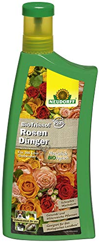 Neudorff BioTrissol Plus RosenDünger 1 Liter