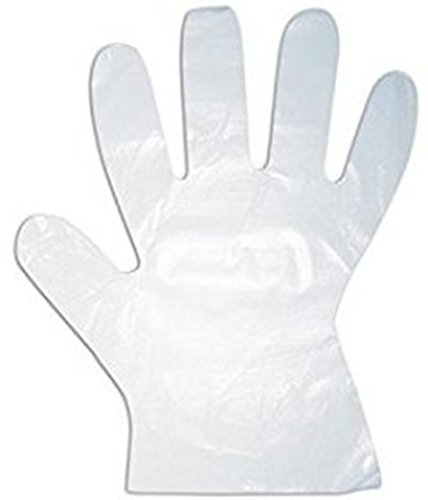 Rudham Disposable Gloves, 300 Pieces, Transparent