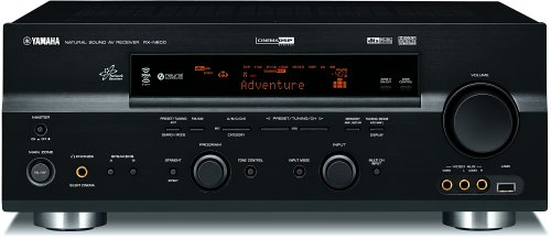 Best Price Yamaha RX-N600 Digital Network-Ready Home Theater Receiver (Discontinued by Manufacturer)