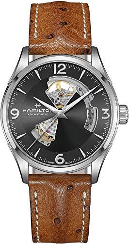 Hamilton Jazzmaster Open Heart H32705581 - Reloj automático para Homb
