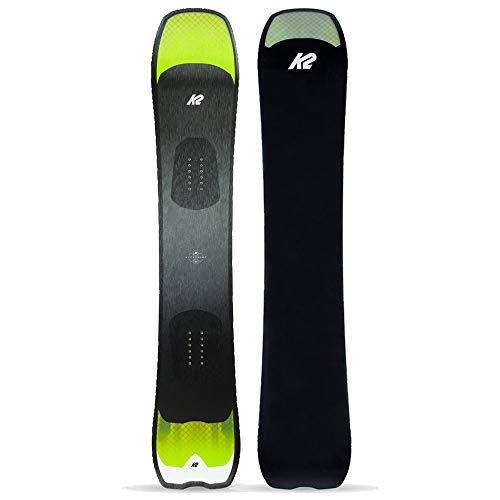 K2 Alchemist Herren-Snowboard – Größe 159 – Grau