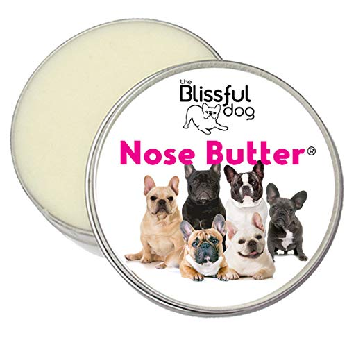 The Blissful Dog All 4 French Bulldog Nose Butter - Dog Nose Butter, 1 Ounce
