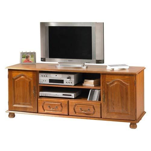 Unbekannt Actual Diffusion 56392AR Bretagne Grand Waschtisch TV mit 2Türen/2Schubladen Holz 46,5x 158,8x 60,3cm