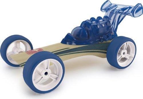 Hape - E5508 - Véhicule Miniature - Modèle Simple - Dragster