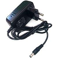 Desconocido Fuente de alimentacion Original para receptores Talcom HD500, Illusion SA600 y Orchid HD500