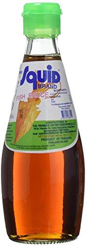 Squid Brand Fish Sauce 300 ml (Pack of 4)