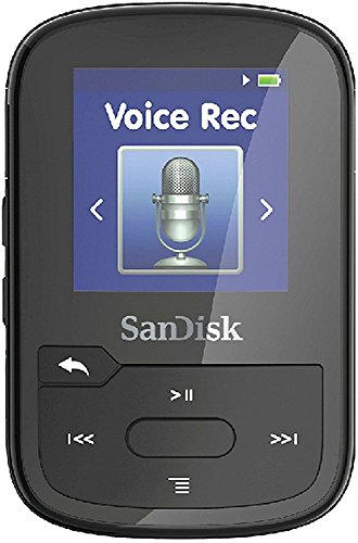 Product Image of the SanDisk Clip Voice MP3 Player and Voice Recorder, 16GB