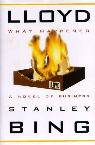Download Lloyd: What Happened: A Novel of Business 0517703491