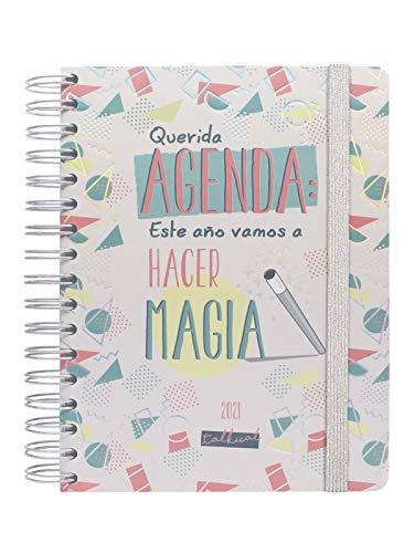 Finocam - Agenda 2021 1 Día página Talkual Magia Español