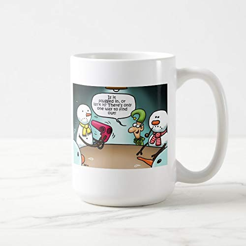 Coffee Mug, 15 Oz Mug, Tea Cup, Russian Roulette Coffee Mug