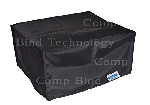 Lexmark CS820de Color Laser Printer Black Nylon Anti-Static Dust Cover Dimensions 22''W x 20.6''D x 21.2''H