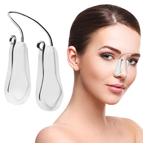FERNIDA Silicone Nose Shaper Lifter Nose UpLifting Magic Clip Nose Bridge Straightener Corrector Slimmer for Wide Noses