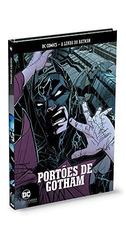 Portões de Gothan - Coleção Lendas do Batman