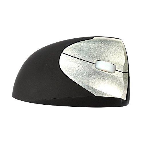 MINICUTE Ezmouse2 Wireless Ergonomic Computer Mouse Left-handed