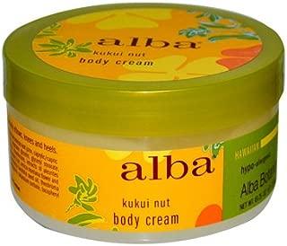 Alba Botanica Body Cream Kukui Nut