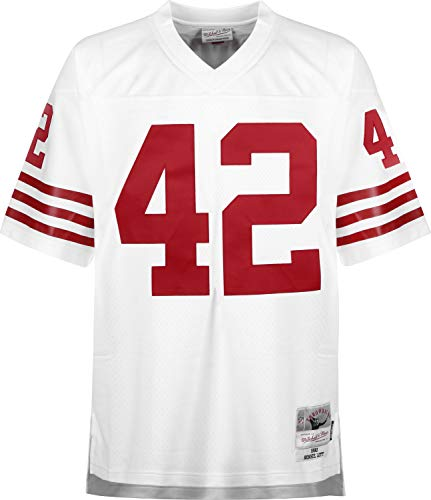Mitchell & Ness Ronnie Lott San Francisco 49ers Trikot White