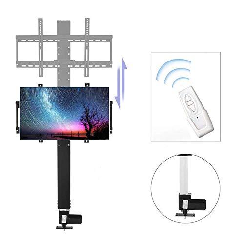 MROSW 700 Mm automatische plasma/LCD gemotoriseerde tv-lift met buiging en draadloze controller voor 26