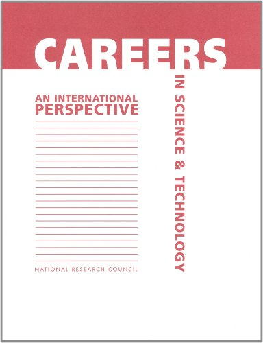 Careers in Science and Technology: An International Perspective (English Edition)