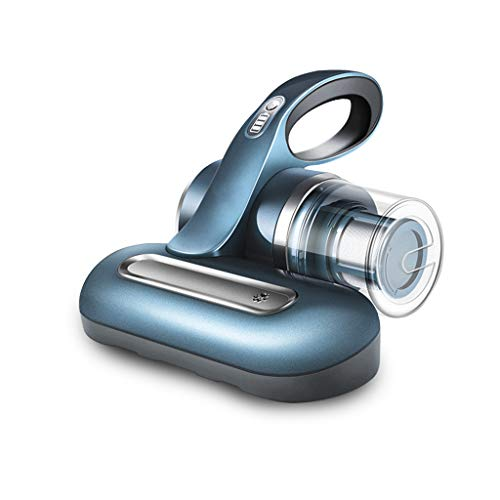 Make Lemonade UV Dust Mite HEPA Vacuum Cleaner, Bagless and Handheld for Mattresses, Pillows, Beds, Upholstery and Toys, Removes Allergens and Bacteria