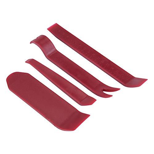 4 Stücke Auto Trim Removal Tool Kit Autoradio Hebewerkzeuge Tür Clip Panel Dashboard handheld Entfernung Installieren Werkzeuge