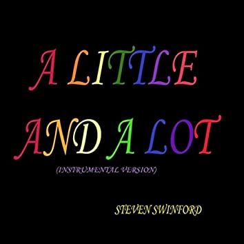 A Little and a Lot (Instrumental Version) - Single