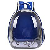 Jsmhh Carriers Carriers & Travel Products Portable And Breathable-Blue