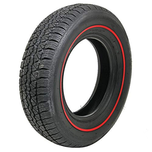 Coker Tire Redline Radial Tire P205/75R15