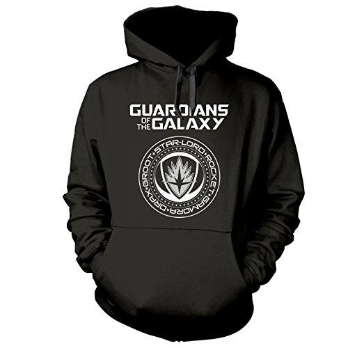 PHM Guardians of The Galaxy 2 - Seal (Felpa Con Cappuccio Unisex TG. L) Ufficiale