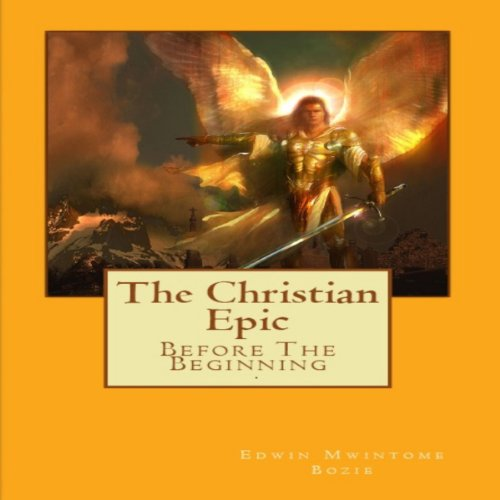 The Christian Epic audiobook cover art