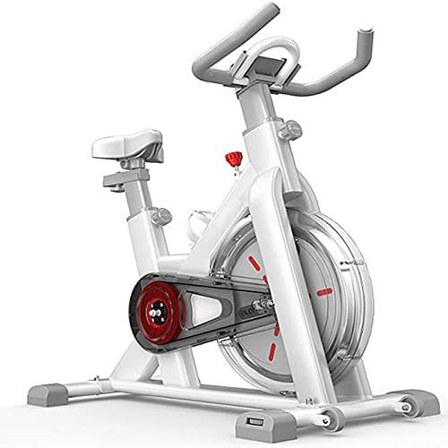 QQ HAO Bicicleta De Ejercicio Interior De La Unidad De Correa, Bicicleta De Hilado En El Hogar, para El Entrenamiento En Bicicleta De Entrenamiento De Cardio En Casa