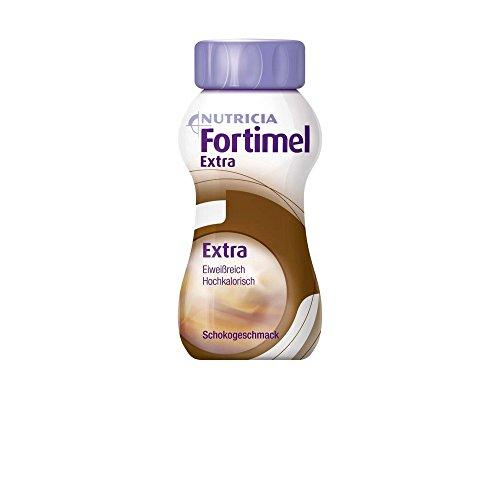 Fortimel Extra Schokoladengeschmack, 8X4X200 ml