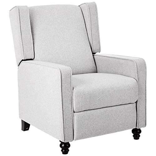 JC-Home-Arm-Push-recliner-one-size-Grey
