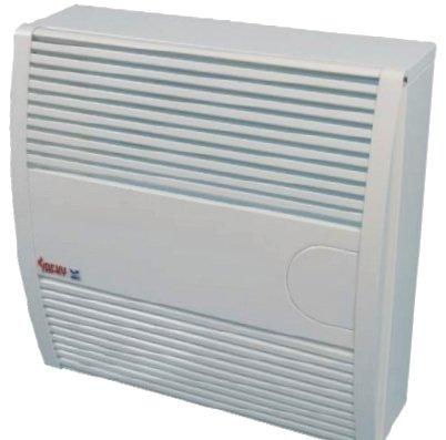Außenwand-Heizgerät 3400 Watt Erdgas inklusive Abgasrohrset 700 mm Piezozündung für Einzelräume (Gasheizer Gasheizgerät)