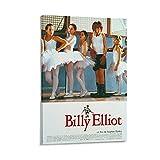 GNKIO Billy Elliot Movie HD Poster Dekorative Malerei